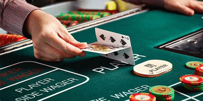 Baccarat Online – Getting the Edge