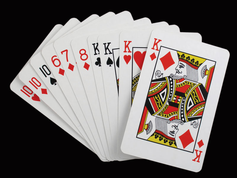 The Card Game Of Rummy
