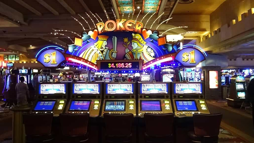 Texas Holdem Video Poker