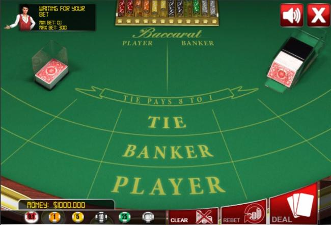 The Basics of Baccarat Game