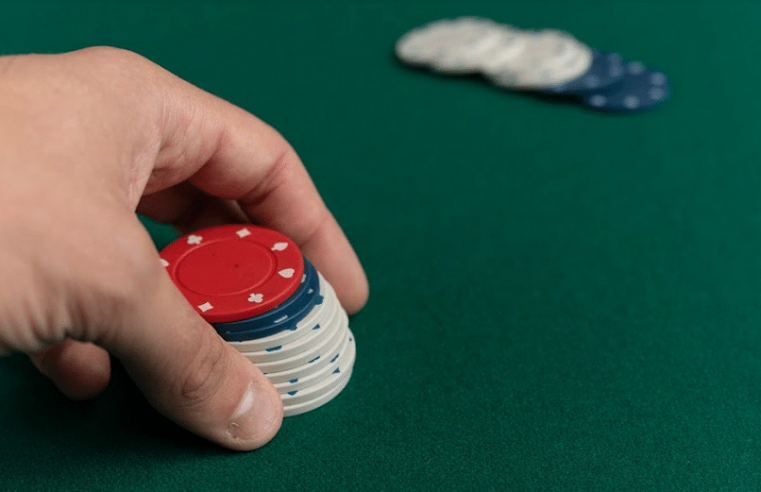 All About Poker Bets