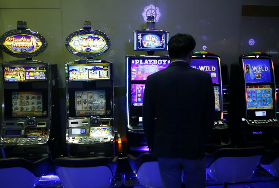Casinos Protecting Slot Machines From Poker Gambling Enthusiasts